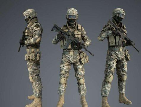 طراحی لباس هوشمند برای سربازان با ۱۲ سنسور