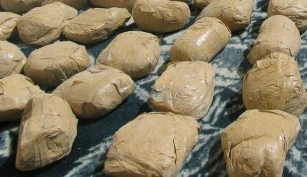 ۴۰ کیلوگرم مواد مخدر صنعتی در شرق خراسان رضوی کشف شد