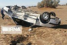 هفت تن در سوانح جاده ای همدان جان باختند