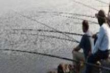 اولین همایش ورزش ماهیگیری در قزوین برگزار شد