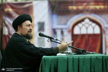 سید حسن خمینی:حسد مانند آتش جان ها را می سوزاند