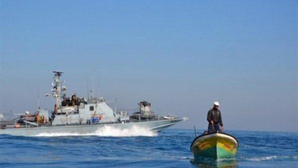محاصره کامل دریایی نوار غزه