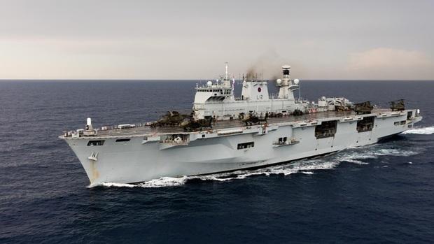 انگلیس مانع ماموریت دریایی اروپا شد