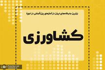 برترین جایگاه های ایران در آمارهای بین المللی در حوزه کشاورزی