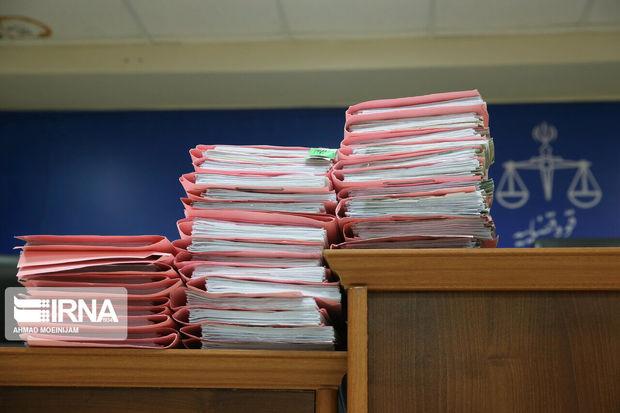 ۱۲۵۰۰پرونده قضایی لرستان منجر به سازش شد