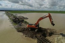 مسیر انتقال آب آق قلا تاثیری بر روند سیلاب گمیشان ندارد