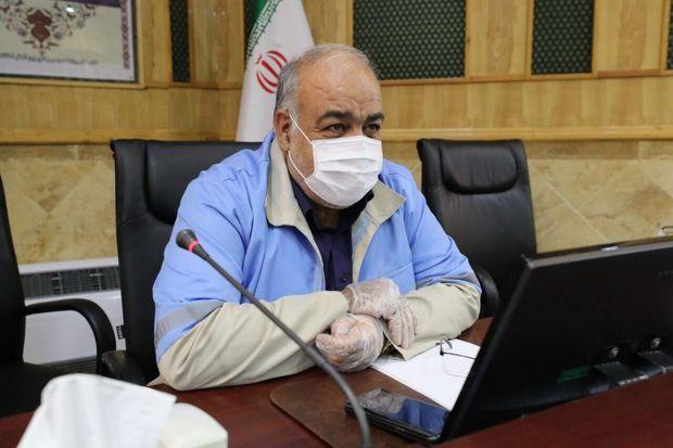 طرح کاهش زنجیره انتقال در کرمانشاه آغاز شد