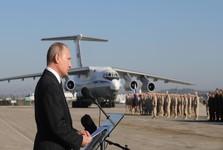 دستور پوتین برای گسترش حضور نظامی روسیه در سوریه