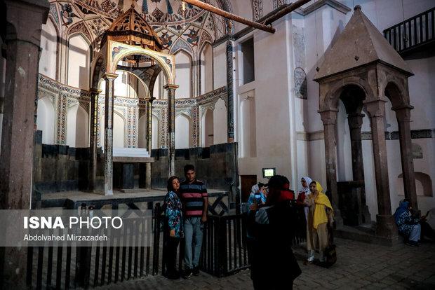 کلیسای سنت استپانوس و موزه قاجار، پربازدیدترینهای آذربایجان شرقی در دو ماه اول تابستان 98