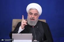 واکنش روحانی به ادعای احمدی نژاد در مورد واکسن زدن مسئولان