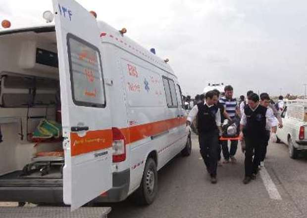 تصادف در محور لردگان - بروجن 2 کشته برجا گذاشت