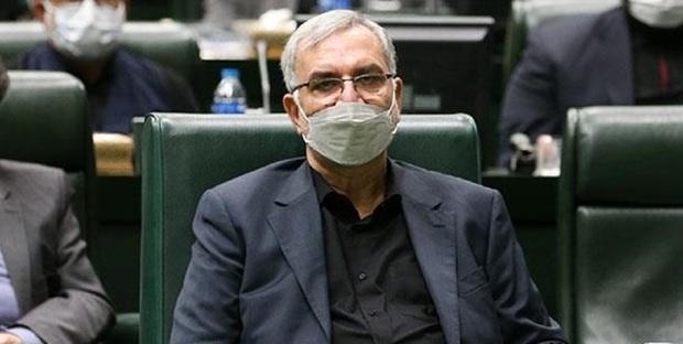 قول وزیر بهداشت جدید در مورد واکسیناسیون در کشور