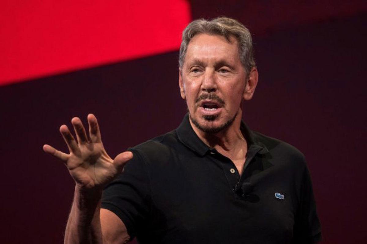 زندگینامه لری الیسون صاحب بزرگ ترین شرکت تولید کننده نرم افزار