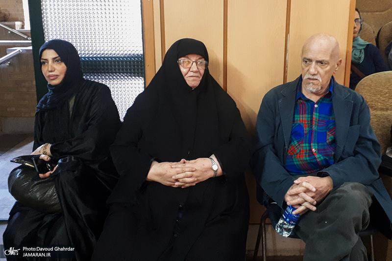 مراسم چهلمین سالگرد درگذشت آیت الله سید محمود طالقانی(ره)