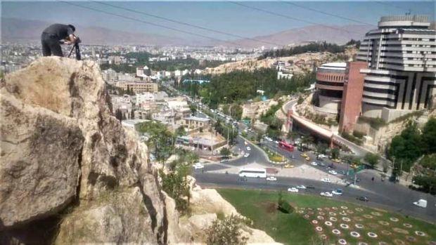 طاووس دروازه قرآن راوی سیل شیراز شد