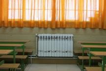 تامین کامل سوخت سامانه های گرمایشی مدارس مازندران