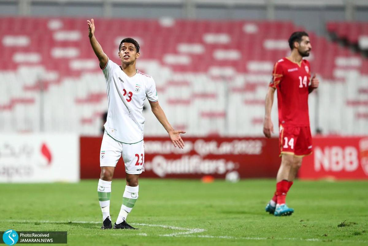 قایدی: عراق را با 3 گل می بریم/ افتخار می کنم لقب نیمار به من دادند