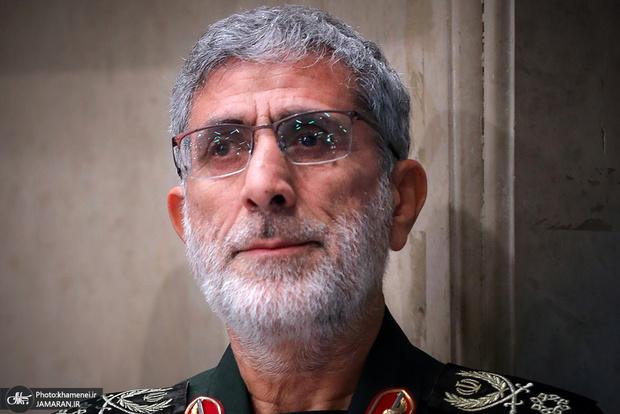 سردار قاآنی عزادار شد/ پیام تسلیت ظریف