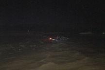 جاری شدن سیلاب در مشهد اردهال کاشان 2 کشته برجا گذاشت