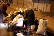 طرح جمعآوری زباله گردهای زاهدانی همچنان ادامه دارد