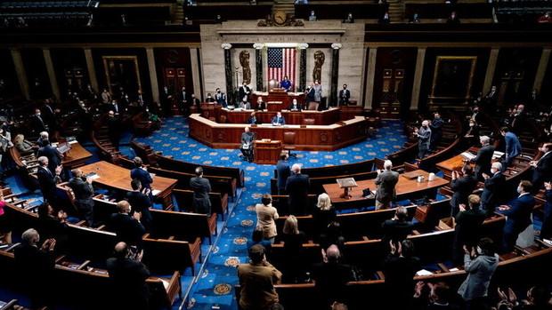 مجلس نمایندگان آمریکا برکناری ترامپ را چهارشنبه بررسی می کند
