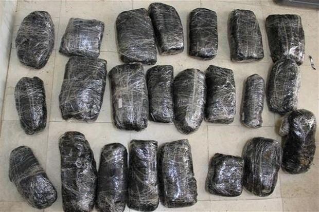 بیش از 55 کیلوگرم تریاک در کرمانشاه کشف شد
