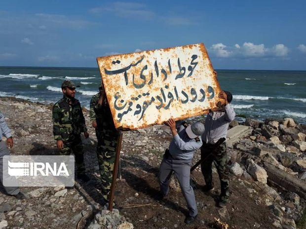 تاکید استاندار بر آزادسازی کامل سواحل گلستان