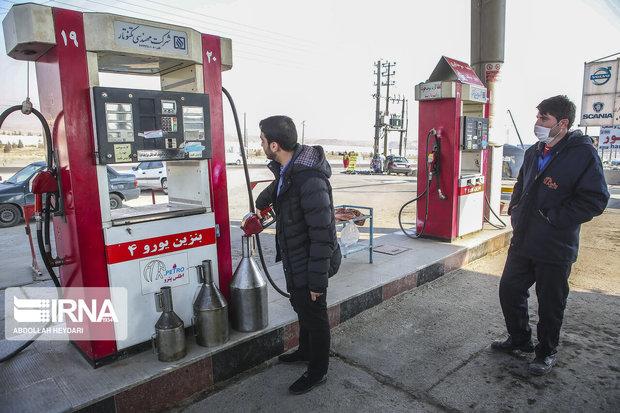 جایگاههای سوخت یزد ۲۴ ساعت فعال است