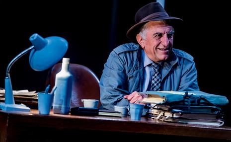 بازگشت رضا کیانیان به تئاتر پس از 3 سال