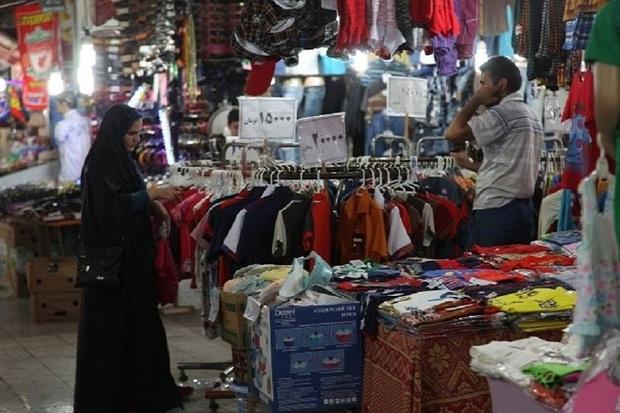 رونق خرید و فروش های نوروزی در بازار ساحلی آستارا