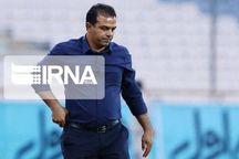 سرمربی فجر شیراز: هماهنگی تیم عامل پیروزی مقابل ملوان بود