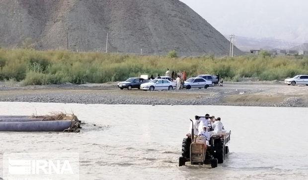 سه نفر در بارندگیهای سیستان و بلوچستان جان باختند