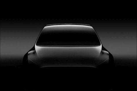 رونمایی از شاسی بلند جدید تسلا مدل Y