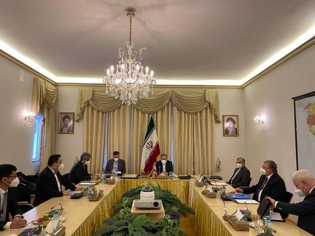 نماینده روسیه در وین: نشست با ایران و چین مفید بود