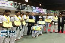 ره آورد طلایی کاراته کاران مه ولات در مسابقات کشور