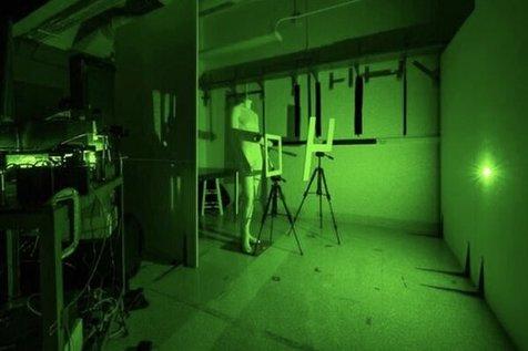 لیزری که قادر به یافتن اشیای مخفی است
