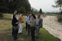 تکمیل مطالعه ساخت 2 سد درگلستان ضرورت جمع آوری آب های سطحی