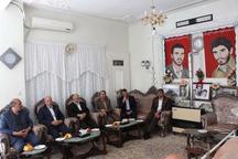 نقش والدین و همسران شهید در پیروزی دفاع مقدس ستودنی است