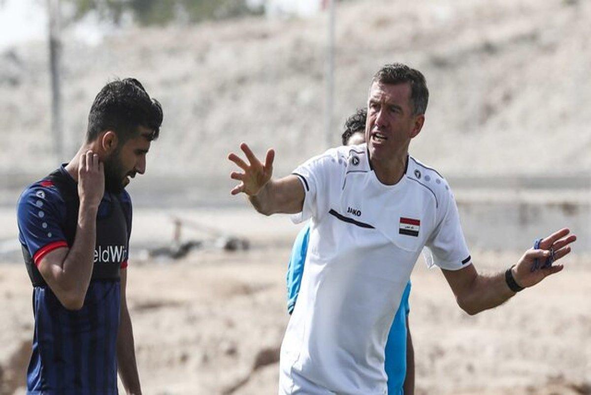 فسخ رسمی کاتانچ با عراقی ها؛ حریف ایران به دنبال سرمربی جدید