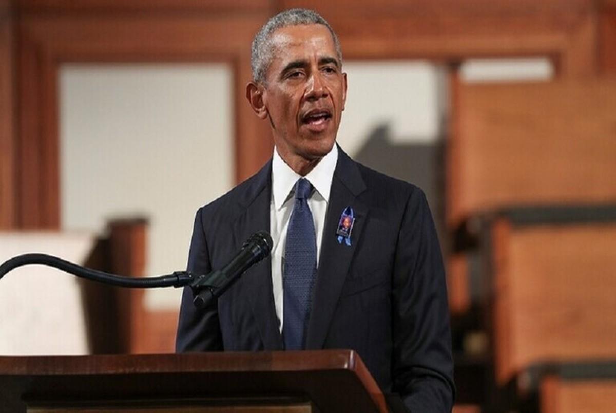 تماس تصویری باراک اوباما با بازیکن منچستریونایتد+عکس