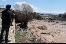وضعیت روستاهای چالدران با وجود وقوع سیل عادی است