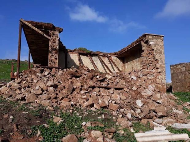 66باب مدرسه شهرستان اندیکا به بازسازی نیاز دارند