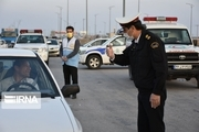 رییس پلیس راه: ۱۰۰ راه ورود و خروج در ایلام مسدود است