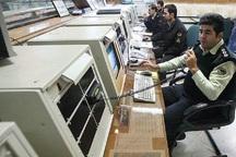 57 درصد تماس ها با سامانه 110 پلیس در بوکان عملیاتی شد