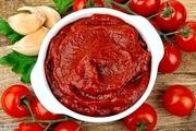 صادرات رب گوجه فرنگی تا پایان فروردین آزاد است