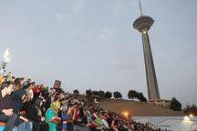 برج میلاد تهران امشب میزبان آذربایجان غربی است