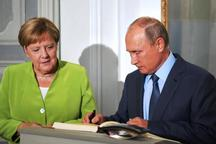روسیه: پوتین و مرکل بر حفظ برجام تاکید کردند
