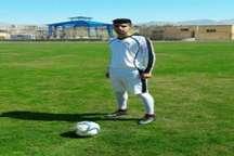 فوتبالیست کامیارانی به ششمین اردوی تیم ملی فوتبال ناشنوایان دعوت شد
