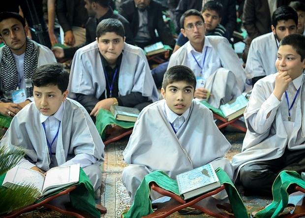 50 استعداد برتر قرآنی در قم شناسایی شد