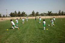 جشنواره مدارس فوتبال یزد به پایان رسید